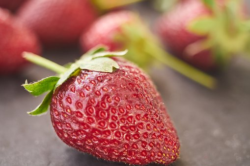 Strawberry, Red, Fruit, Summer, Juicy, Sweet, Fresh