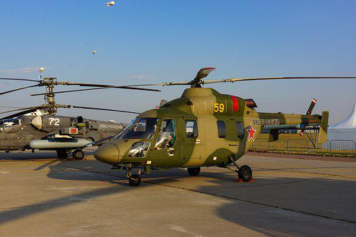Helicopter, The Show, Static, Airshow, Aviation