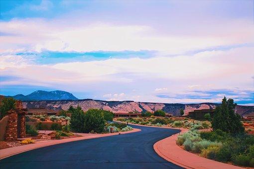 Southern Utah, Desert, Utah, Sandstone, Travel, Sand