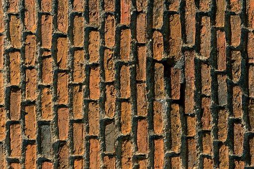 Wall, Bricks, Texture, Pattern