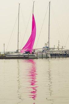 Sailing, Water, Sailing Boat, Boat, Ship, Boating