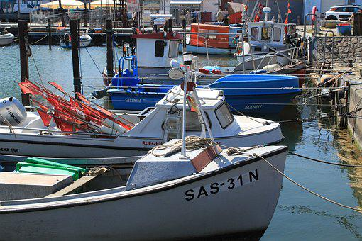 Ships, Port, Ship, Water, Boat, Travel, Bay, Boats