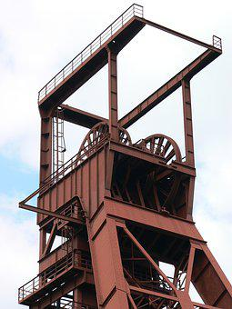 Carbon, Ruhr Area, Removal, Bill, Mining, Industry