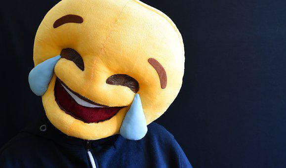 Smiley, Costume, Mask, Funny, Laugh, Positive, Cheerful