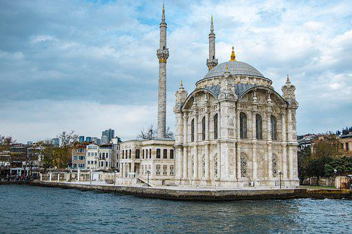 Ramadhan, Mosque, Muslim, Culture, Islam, Silhouette