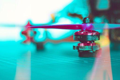 Drone, Hobby, Technology, Pilot, Control, Aviation