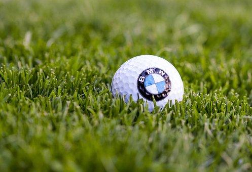 Golf, Golf Ball, Ball, Green, Club, Golfers, Sport, Bmw