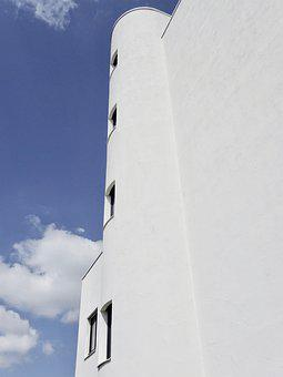 Architecture, Facade, Building, Window, Modern, House