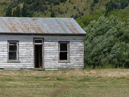 Cottage, Lost Places, Dilapidated, Decrepit, Desolated