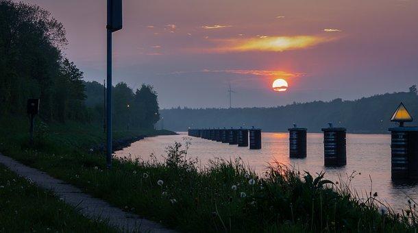 North America, Nok, Kiel, Ship, Baltic Sea, Mecklenburg