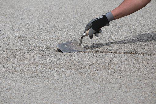 Pebble, Hand, Gravel Bed, Sand, Pave, Smooth, Fine