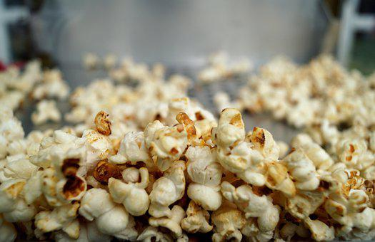 Popcorn, Popcorn Machine, Corn, Eat, Delicious, Cinema
