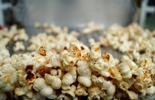 Popcorn, Popcorn Machine, Corn, Eat, Delicious, Cinema