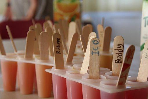 Popsicle, Summer Heat, Fun Activity, Delicious, Treat