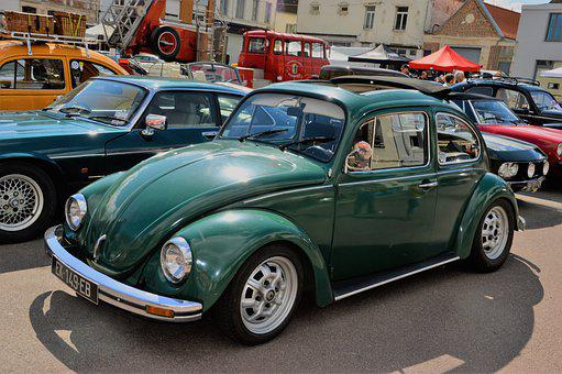 Automobile, Auto, Retro, Vintage, Old, Transport