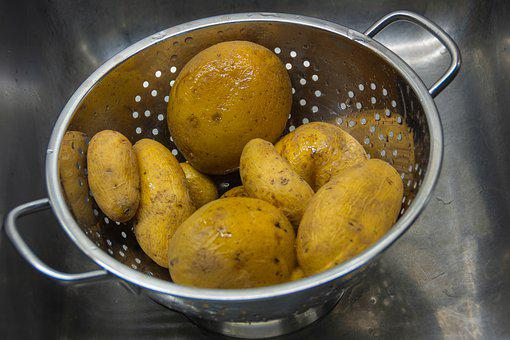 Potatoes, Vegetables, Bio, Agriculture, Vitamins