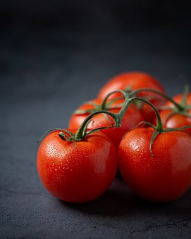Tomatoes, Food, Red Food, Vegetables, Healthy, Fresh