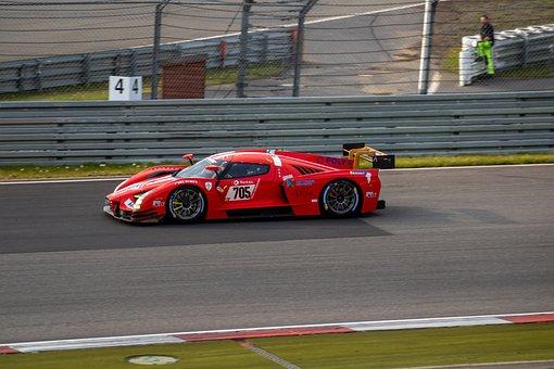 Scudarria Racing, 24h Race Nürburgring, Moto Sport