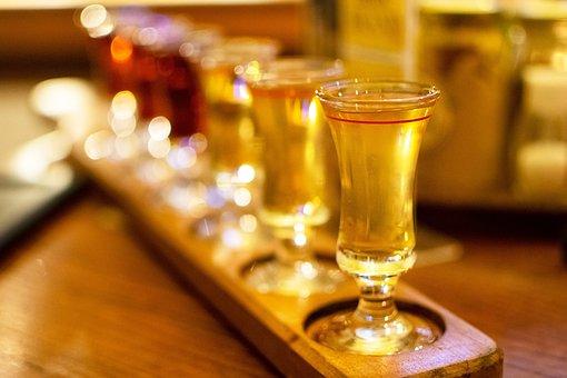 Brandy, Bar, Pub, Alcohol, Drink, Glass, Beverages