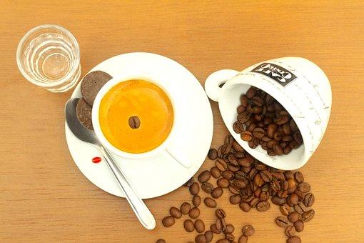 Coffe, Café, Cafe, Coffee, Drink, Breakfast, Espresso
