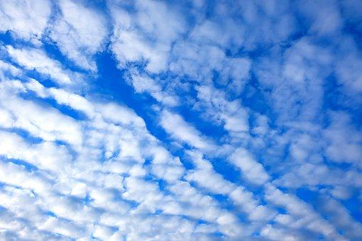 Clouds, Cloud Formation, Sky, Nature, Landscape