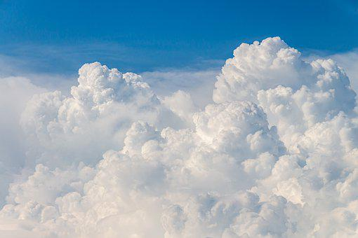 Clouds, Nature, Sky, Cumulus, Mood, Dramatic, Weather