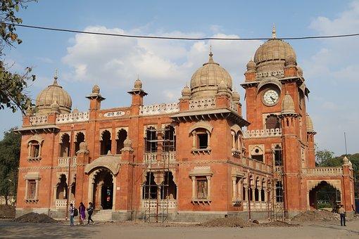 Gandhi Hall Indore, Indore, Museum, Architecture