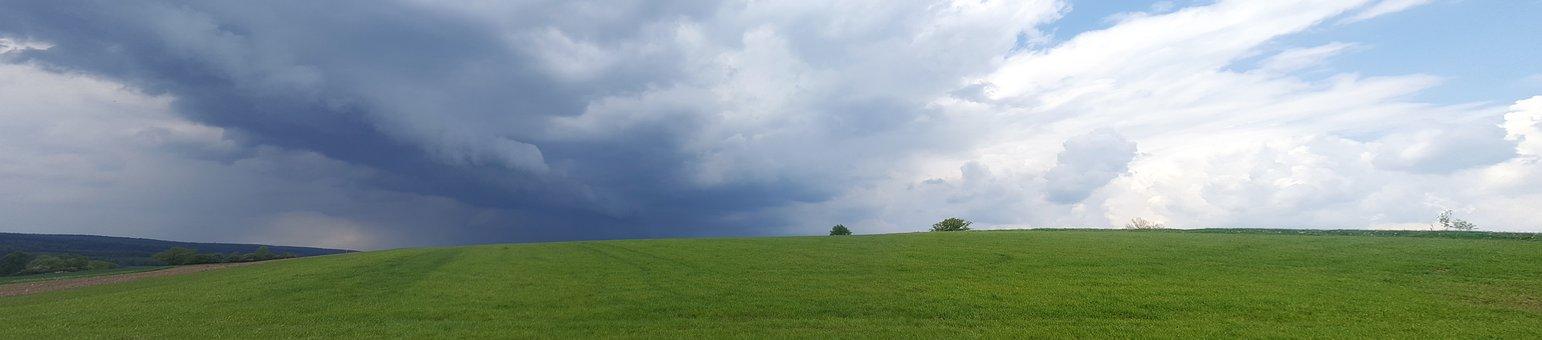 Sleet, Weather Sheath, Changeable, Rain, Sun