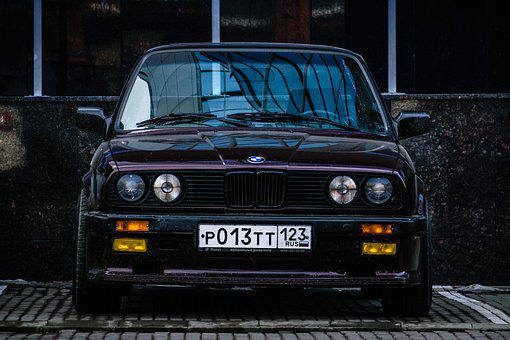Bmw, Old Car, Old, Auto, Rarity, Classic, Vehicle