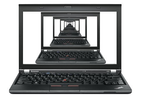 Computer, Laptop, Screen, Infinity, Russian, Dolls