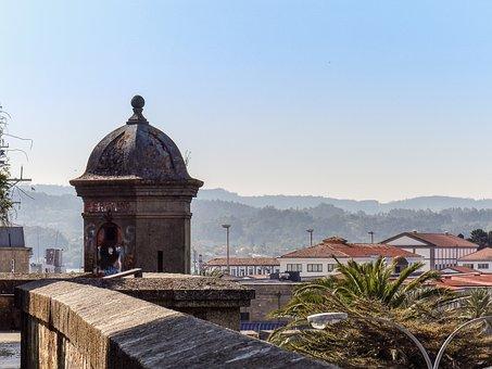 Spanish, Road, Old, Galicia, Ancient, Defense