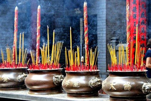 Vietnam, Incense, Fragrance, Asia, Buddhism, Religion