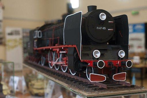 Locomotive, Model Train, Model Railway, Model, Railway