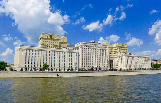 Russia, Moscow, Military, Ministry, Defense