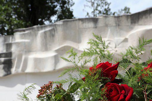 Second World War Heroes, Monument, Anti Fascist