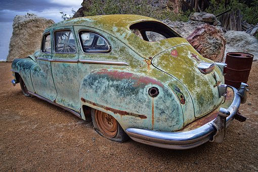 Oldtimer, Auto, Retro, Vehicle, Rust, Old, Nostalgia