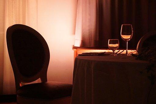 Formal Wear, Marriage, Restaurant, Wedding, Romance