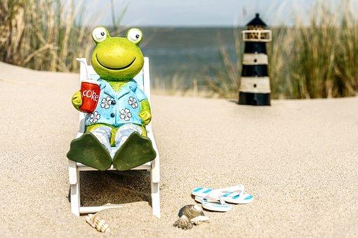 Vacations, Beach, Sea, Sand, Water, Ocean, Coast