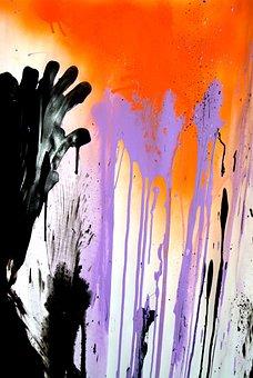 Colors, Paint, Painting, Artistic, Texture, Color