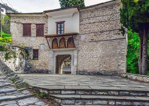 Monastery, Architecture, Church, Religion, Building