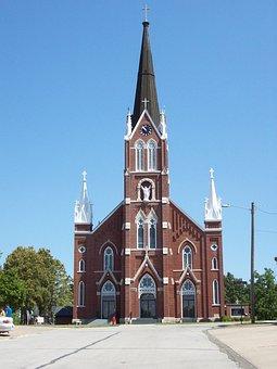 Church, Christian Catholic, Jesus, Building