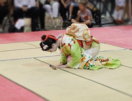 Japan, Japanese, Kabuki, Asia, Culture, Asian