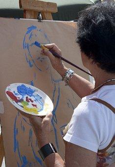 Painting, Art, Paint, Artist, Painter, Creative, Arts