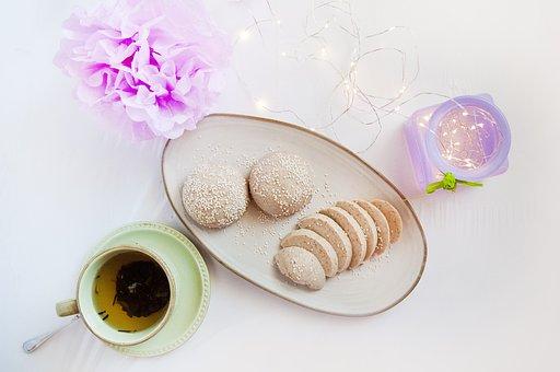Halva, Tea Party, Sesame, Hls, Breakfast, Nutrition, Pp