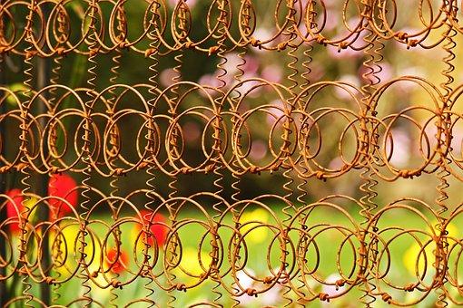 Rusted, Gartendeko, Metal, Rust, Decoration, Iron