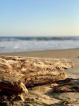 Beach, Ocean, Water, Sand, Coast, Waves, Seascape