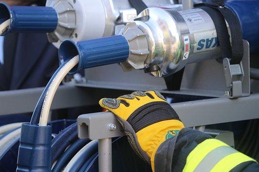 Spray, Fire, Equipment, Accident, Help Performance