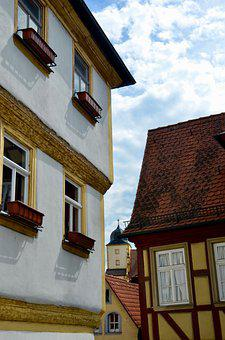 Historic Center, Truss, Historically, Middle Ages