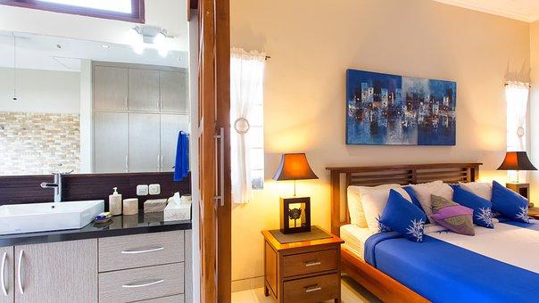 Front, Back, Villa, Warm, Decor, Decorative, Decoration