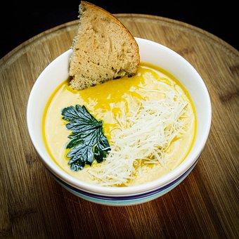 Cream, Soup, Auyama, Cook, Food, Vegetarian, Nutrition